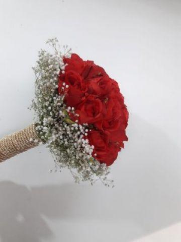 25 ad.gül gelin el çiçeği